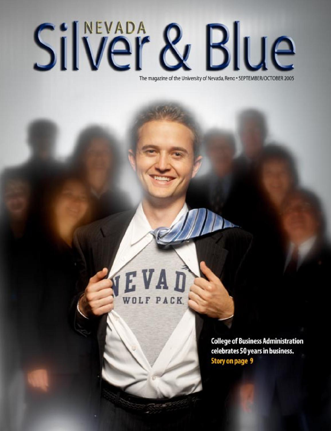 Sept -Oct  2005 | Nevada Silver & Blue by Nevada Silver