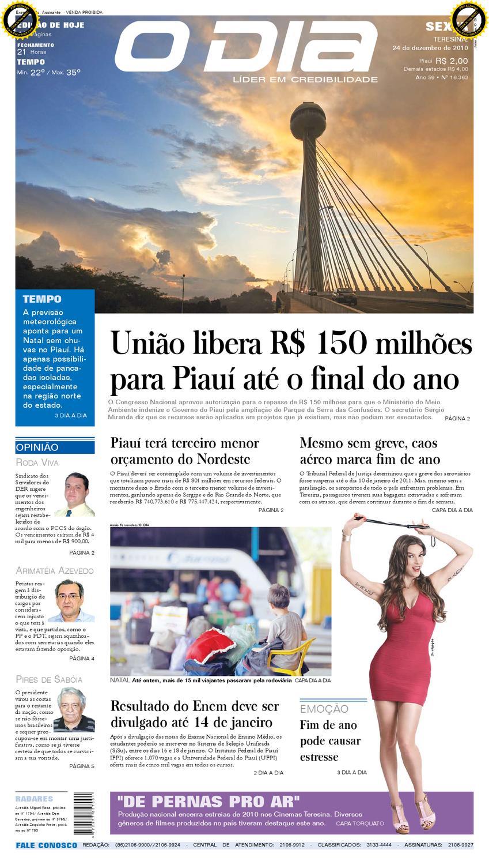 Jornal O DIA by Jornal O Dia - issuu 00a6f920334