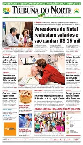 19850cc5b Tribuna do Norte - 24 12 2010 by Empresa Jornalística Tribuna do ...