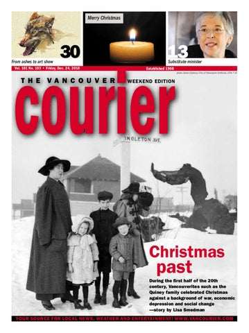 11105752b0 Vancouver Courier December 24 2010 by Postmedia Community Publishing ...