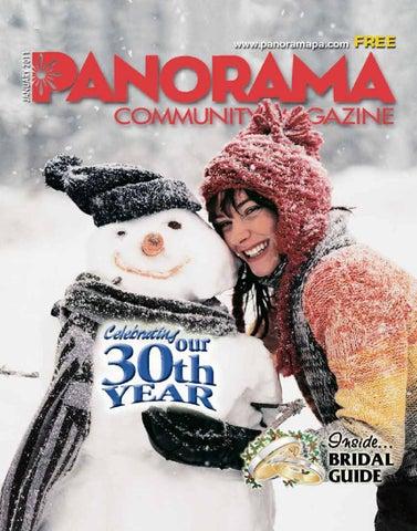 3bb3a098508c9a 2011 January Panorama by Panorama Community Magazine - issuu