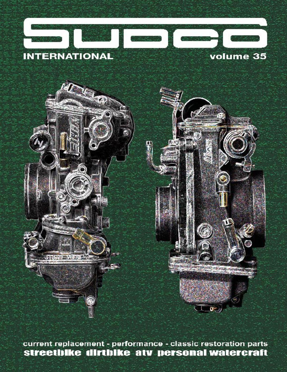 Sudco Gatalog 2010 By Bills Exhausts Issuu Thread Nx650 A Simple Wiring Loom