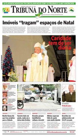 8c2824ade2ec3 Tribuna do Norte - 26 12 2010 by Empresa Jornalística Tribuna do ...