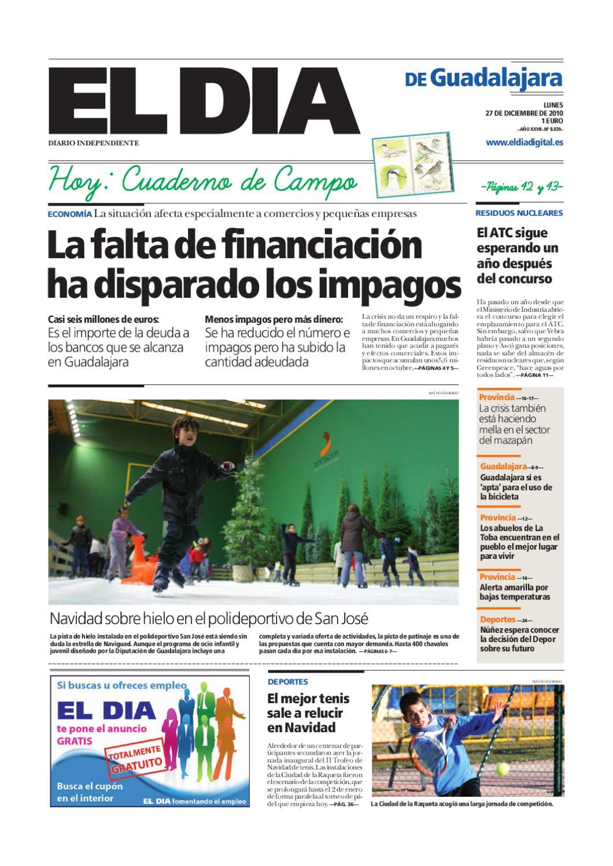 Eldia Guadalajara27122010 Issuu By Eldia Grupo Grupo Guadalajara27122010 By Issuu l35T1KJuFc