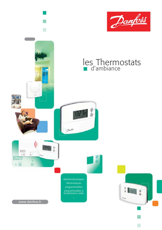 Danfoss Thermostat /électrom/écanique 230 V RMT 230