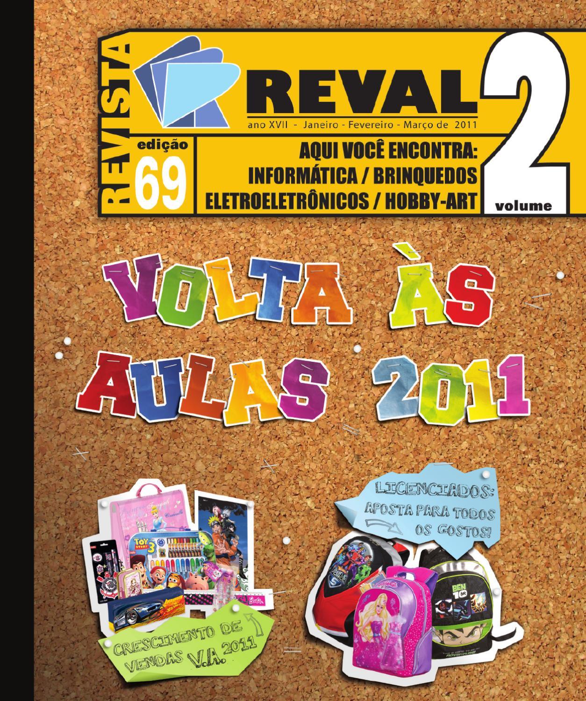 339fd8b44b Revista Reval 69 - Volume 2 by Reval Atacado de Papelaria Ltda. - issuu
