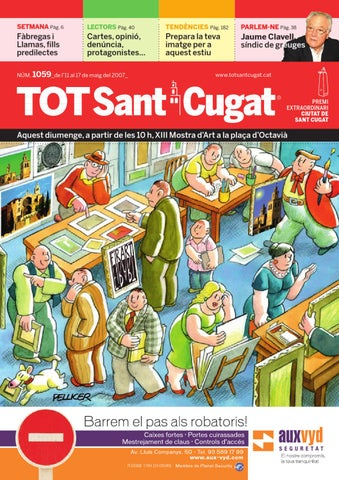 45da260c58972 TOT Sant Cugat 1059 by TOT Sant Cugat - issuu
