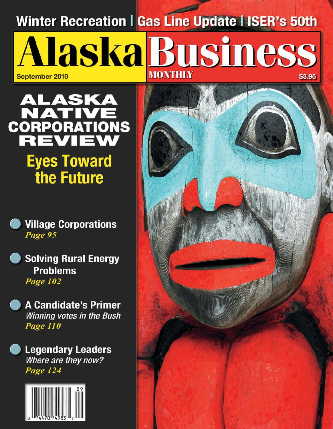 Alaska Business Monthly by Alaska Business - issuu