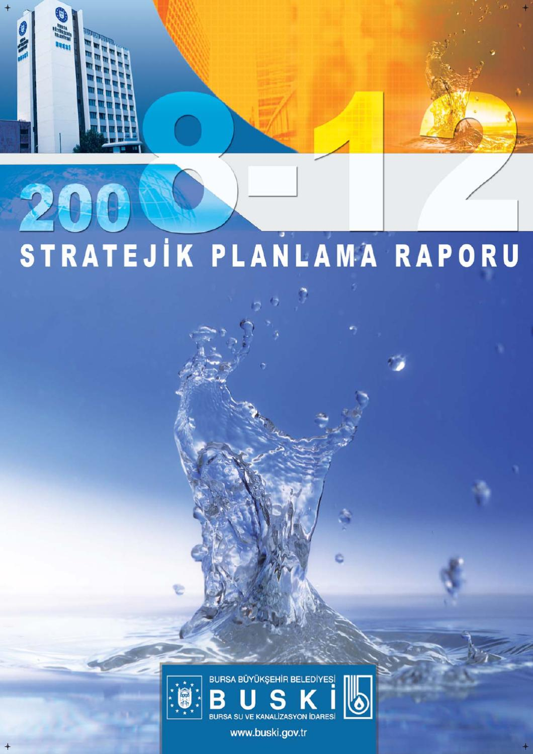 2008 2012 Stratejik Plan By Bilal Yildiz Issuu