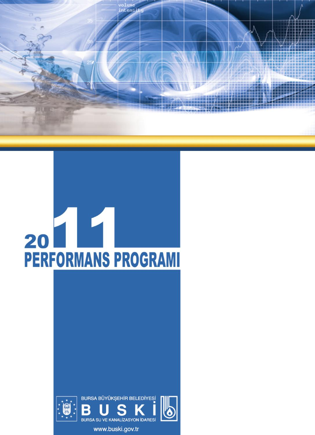 2011 Performans Programi By Bilal Yildiz Issuu