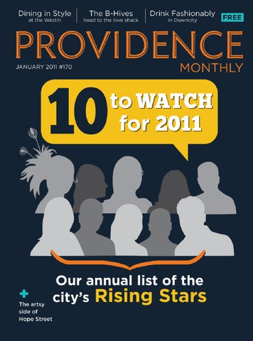 Providence Monthly January 2010 by Providence Media - issuu 42a8a7b2ae9a
