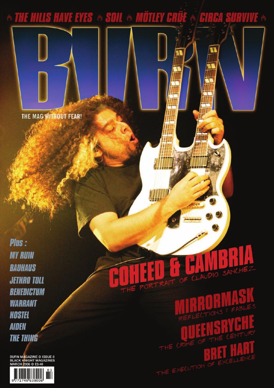 Burn Magazine Issue 8 by Mike Shaw - issuu