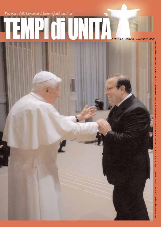 Datazione pentecostale un cattolico