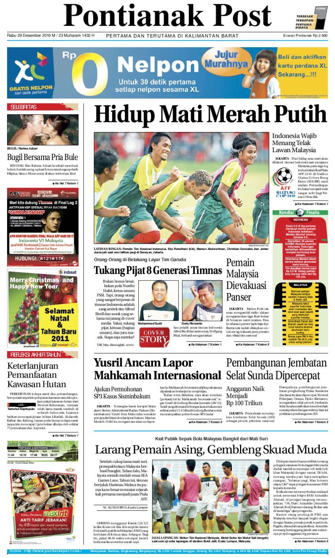 Pontianak Post By Issuu Produk Umkm Bumn Lapis Surabaya Panjang Hj Enong
