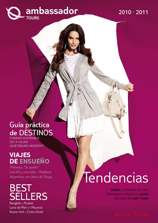 Destination Book 2010/2011 by Ambassador Tours - issuu
