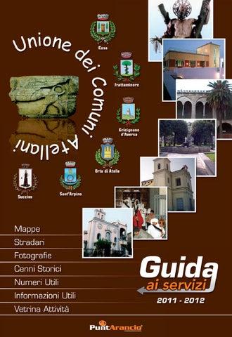 Guida ai servizi 2011-2012 Unione dei Comuni ATELLANI by Valerio ... 3666f59a156