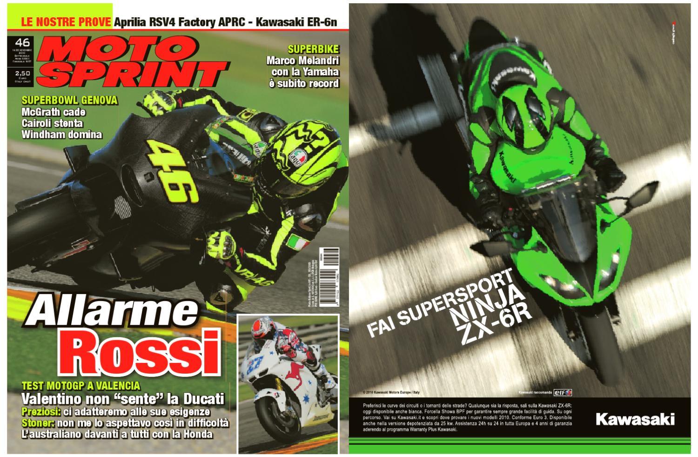 0bd6739ffb96 16 novembre - Motosprint 46 by Divisione Multimedia Sport Network SRL -  issuu