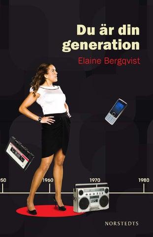 du är din generation