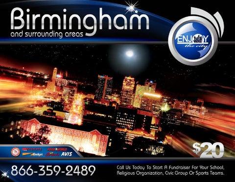 Birmingham By Enjoy The City Inc Issuu