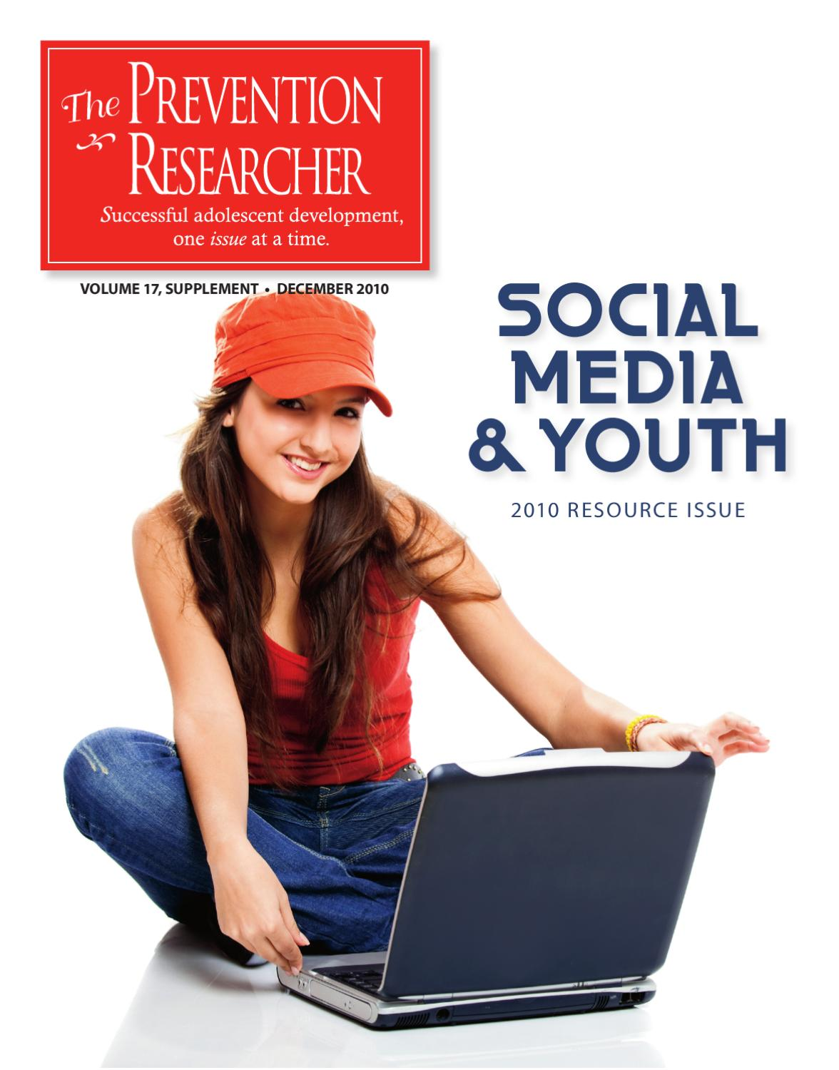 engaging youth in social media