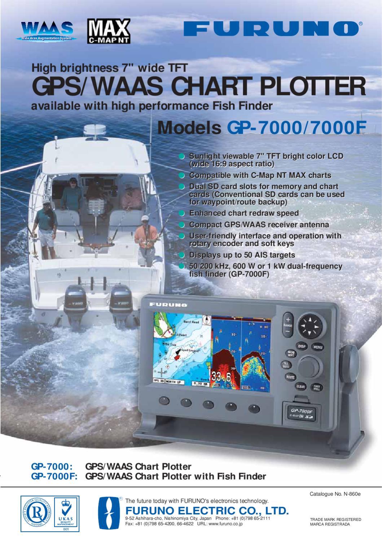 Gp 7000 7000f Brochure By Myboatingshopcom Issuu Furuno Wiring Diagram