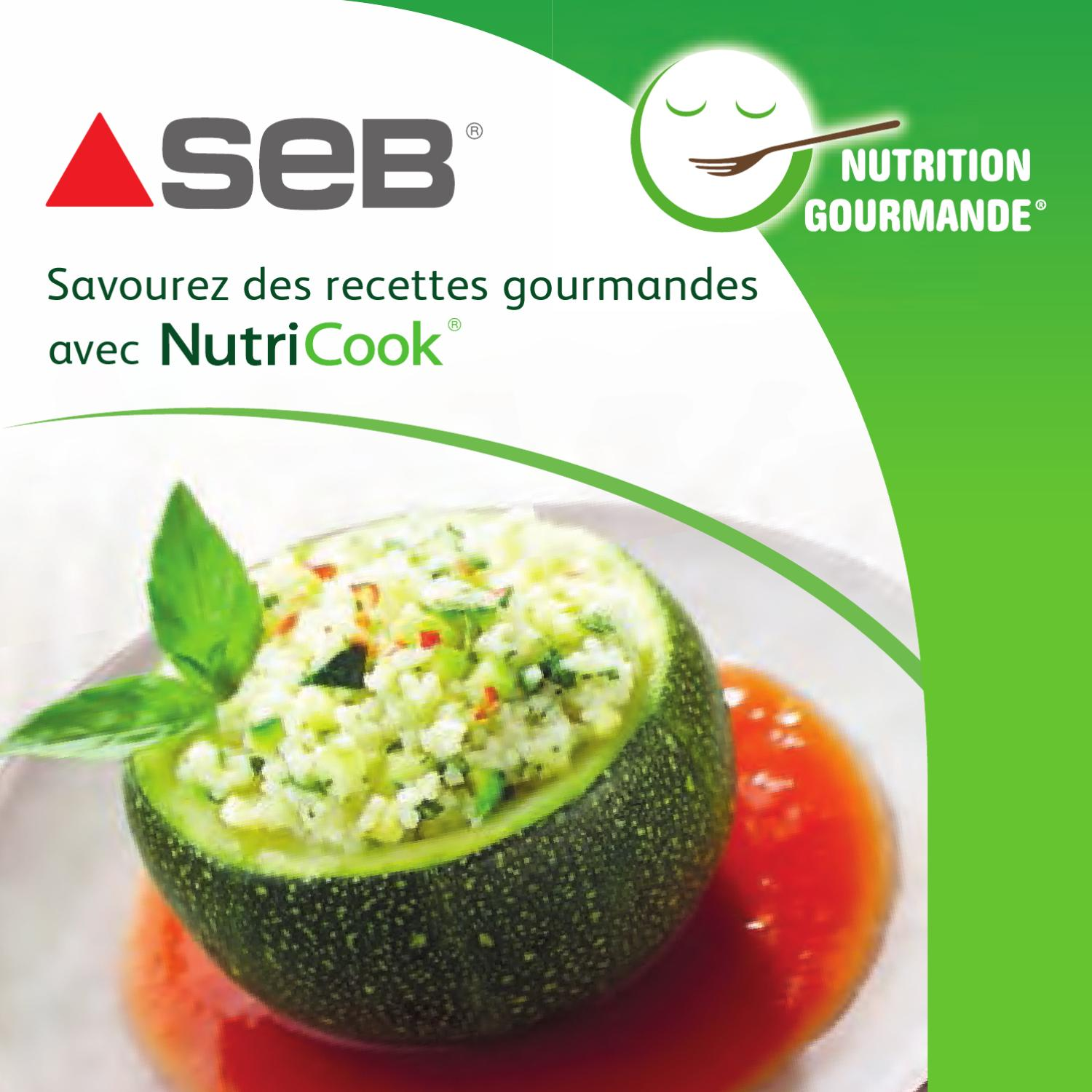 Recettes nutricook by cinier vanessa issuu - Cuisiner avec un rice cooker ...