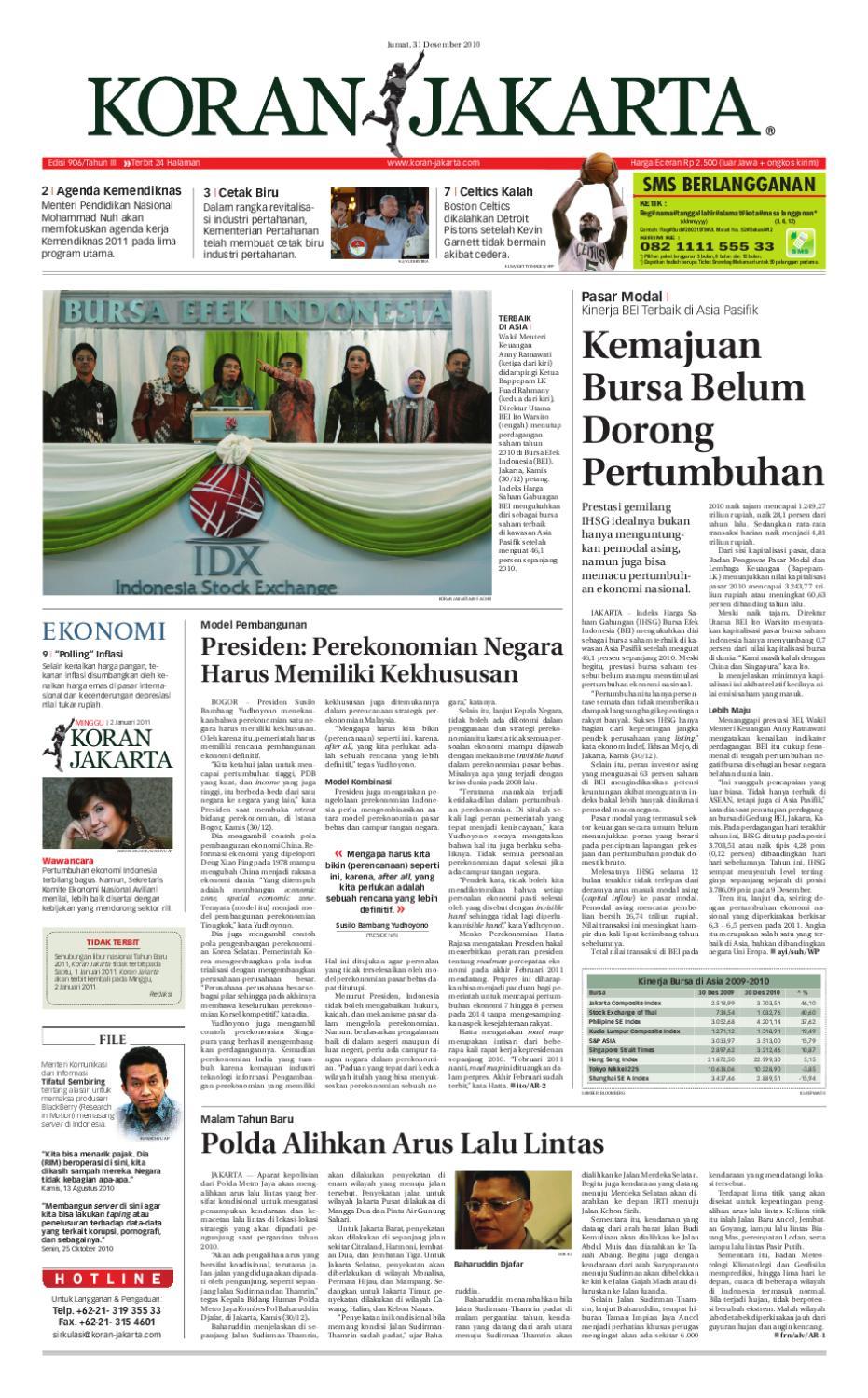 edisi 906 31 desember 2010 by pt berita nusantara issuu309 Luar Biasa,transformasi Wanita Jelek Karena Jatuh Cinta #6