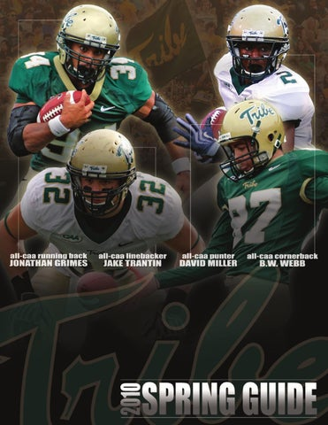 2005 Tribe Football Media Guide by College of William and Mary - issuu b83b4b499