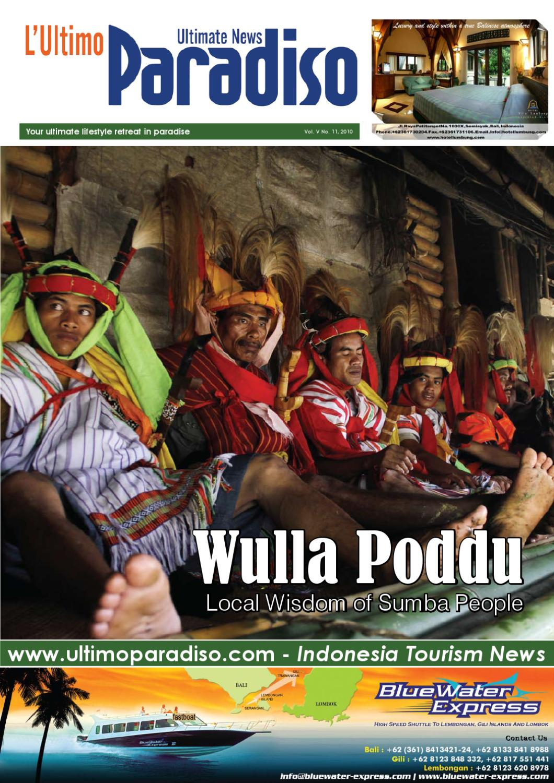 Lultimo Paradiso By Tri Wibowo Issuu Group Series Overland Sumba Part 3 18 Sampai 21 Juli 2018