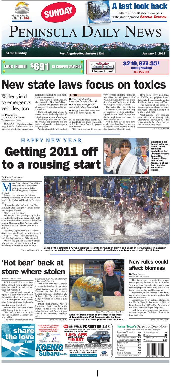 PDN01022011c by Peninsula Daily News & Sequim Gazette - issuu
