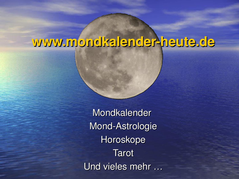 mondkalender heute by Arne Pozo - issuu