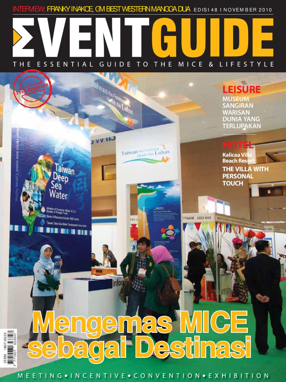 Eventguide Magazine Indonesia By Event Guide Issuu Produk Ukm Bumn Kalung Tenun Wires 12