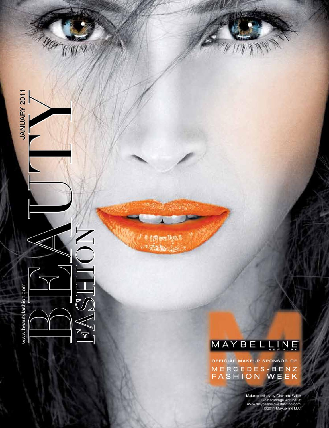 a8f0f399ec0460 Beauty Fashion Jan 2011 by Beauty Fashion Inc. - issuu