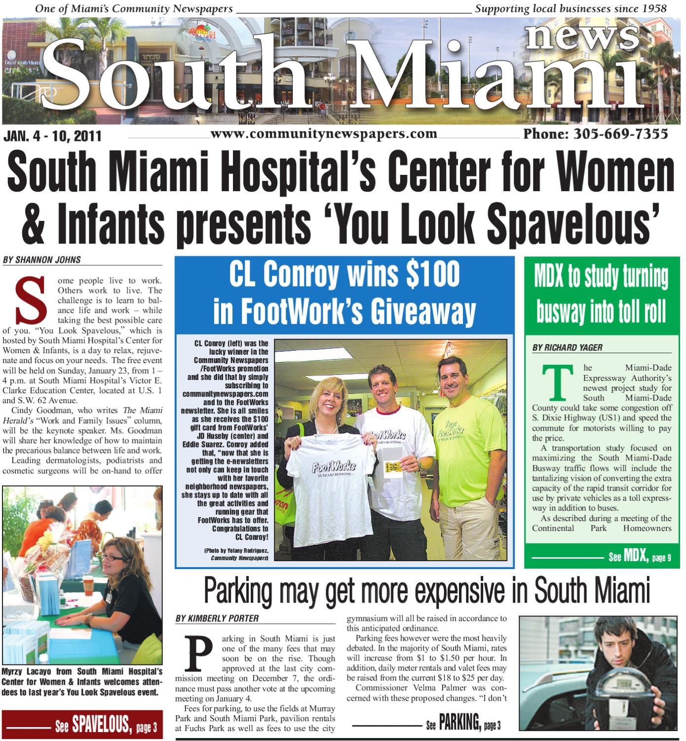 South Miami News 1 4 2011 by Community Newspapers - issuu