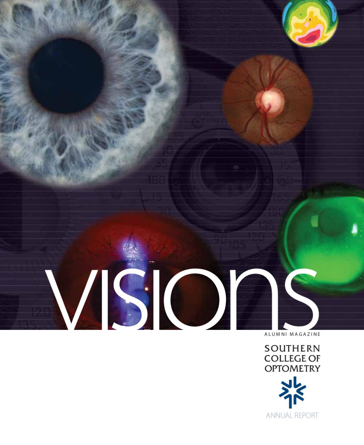 visions alumni magazine - winter 2010 - southern college of