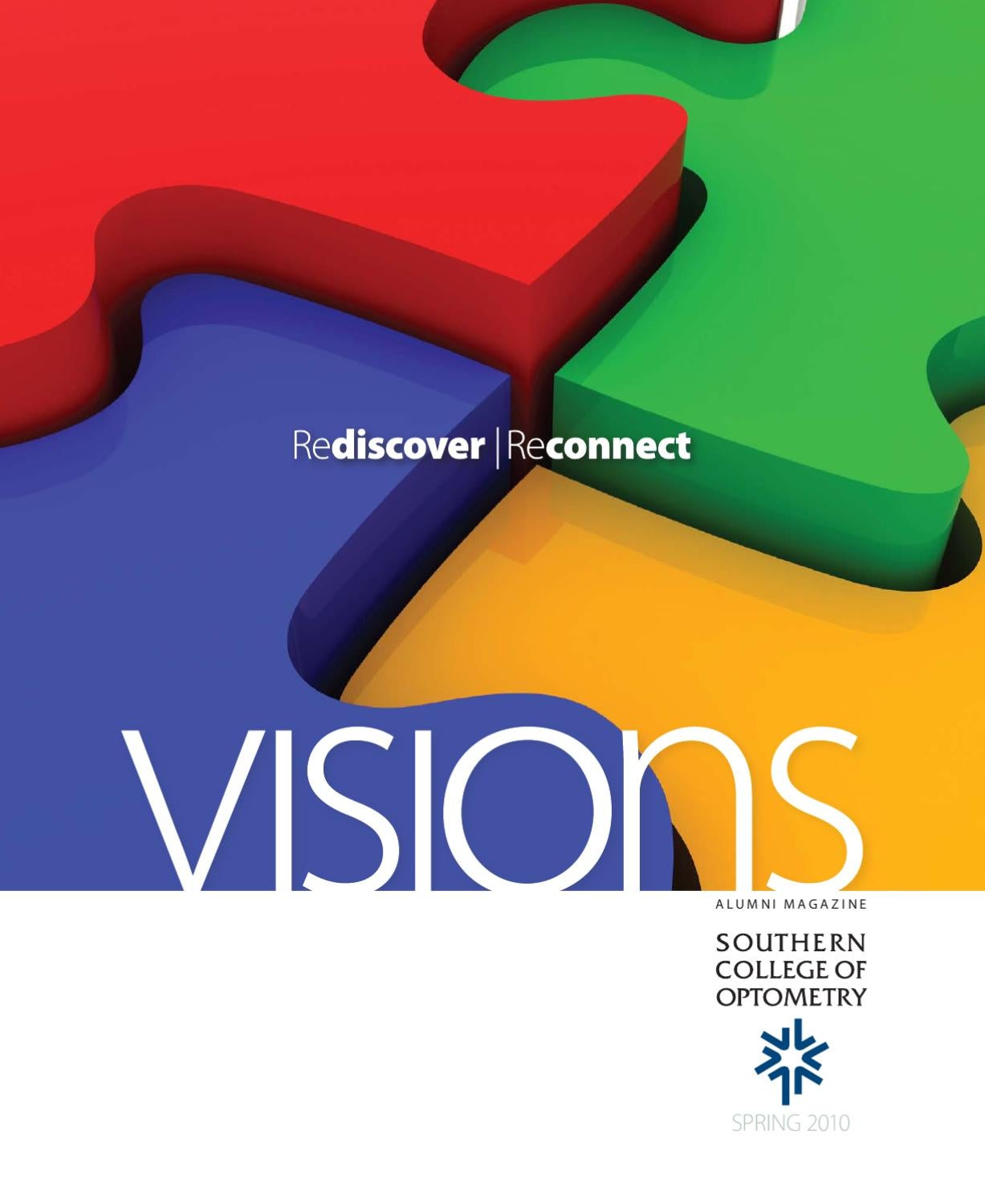 visions_spring2010 by southern college of optometry - issuu