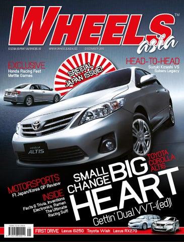 Wheels Asia   2010 Dec By Regent Media Pte Ltd   Issuu