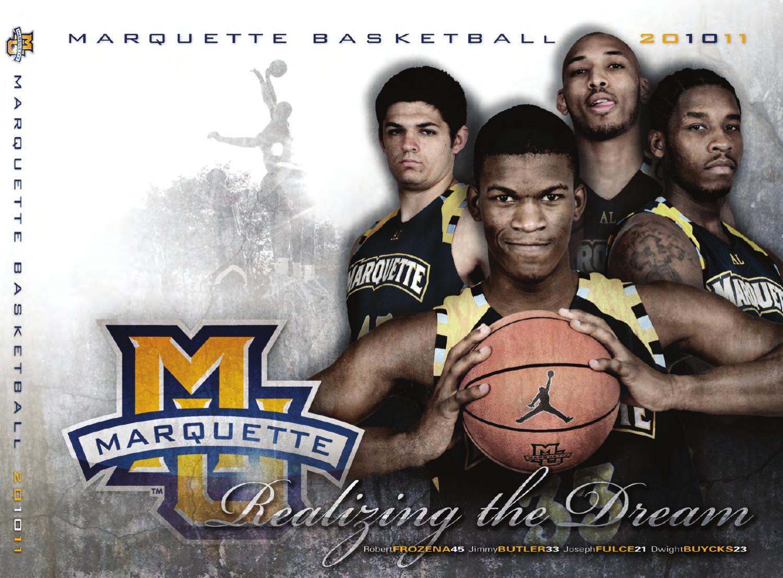 218f9b85c54c 2010-11 MU Men s Basketball Media Guide by Marquette Athletics - issuu