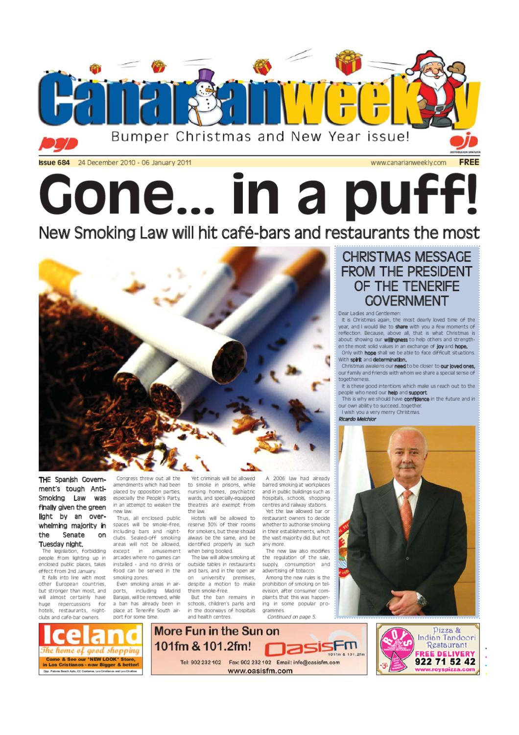 Canarian Weekly Issue 684 by Canarian Weekly - issuu