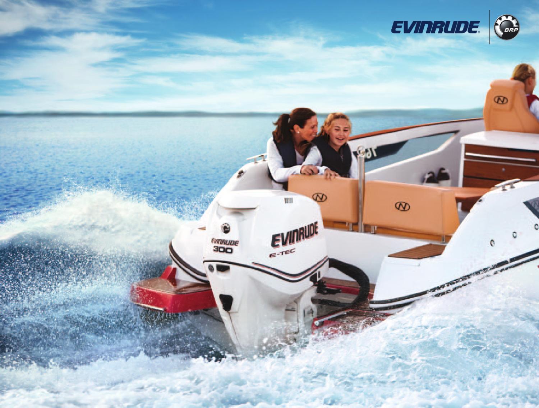 2011 - EVINRUDE E-Tec Outboard Sales Brochure by Liquid