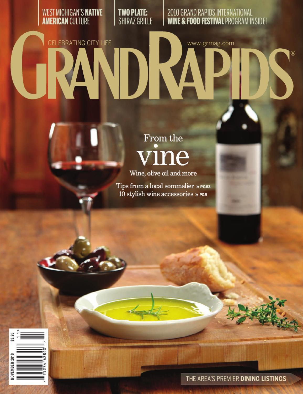 November 2010 - GRM by Grand Rapids Magazine - issuu