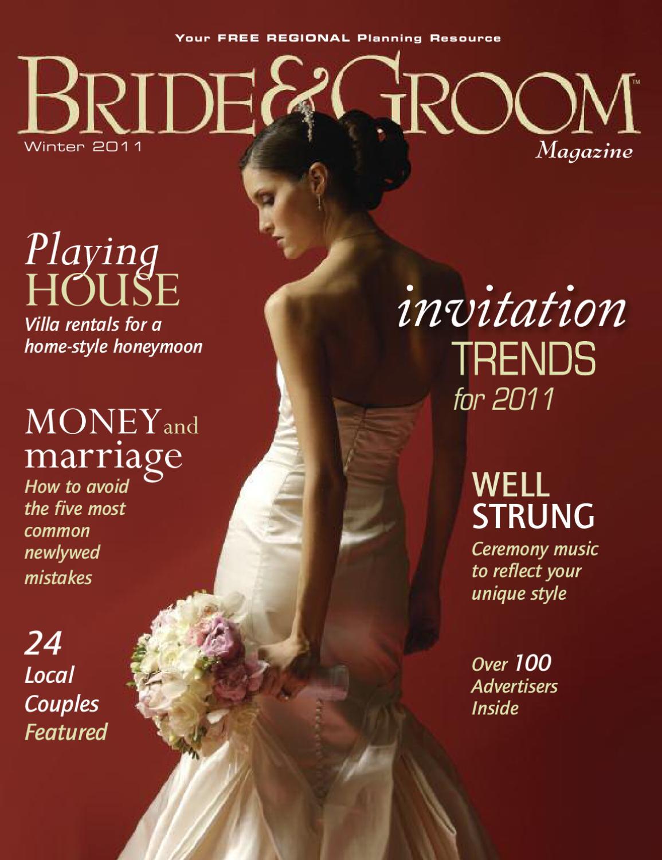 Winter 2011 by Bride & Groom Magazine - issuu