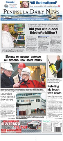 5a5c1f2eef3 PDN 01 05 2011 J by Peninsula Daily News   Sequim Gazette - issuu