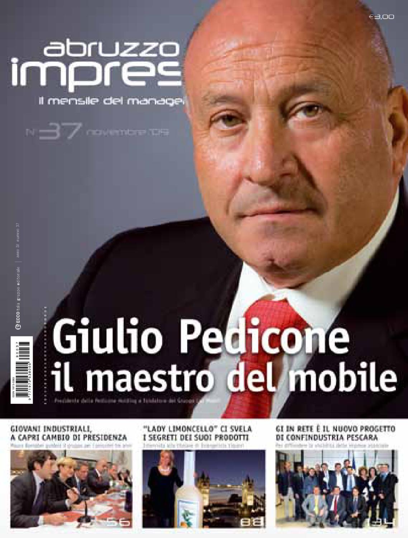 Novembre 2009 by Abruzzo Impresa - issuu b1bca4a5aa9a