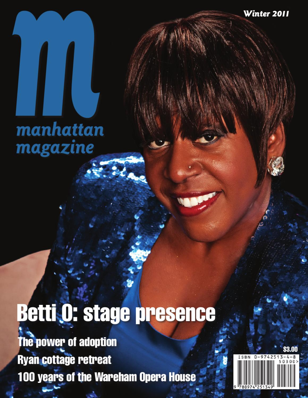 2011 Manhattan New York Trip: Manhattan Magazine Winter 2011 By Sunflower Publishing