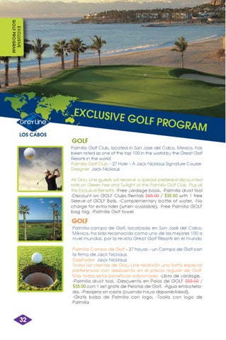 competitive price 10423 af05c Revista Andalucía Golf España Golf  245 by andalucia golf - issuu