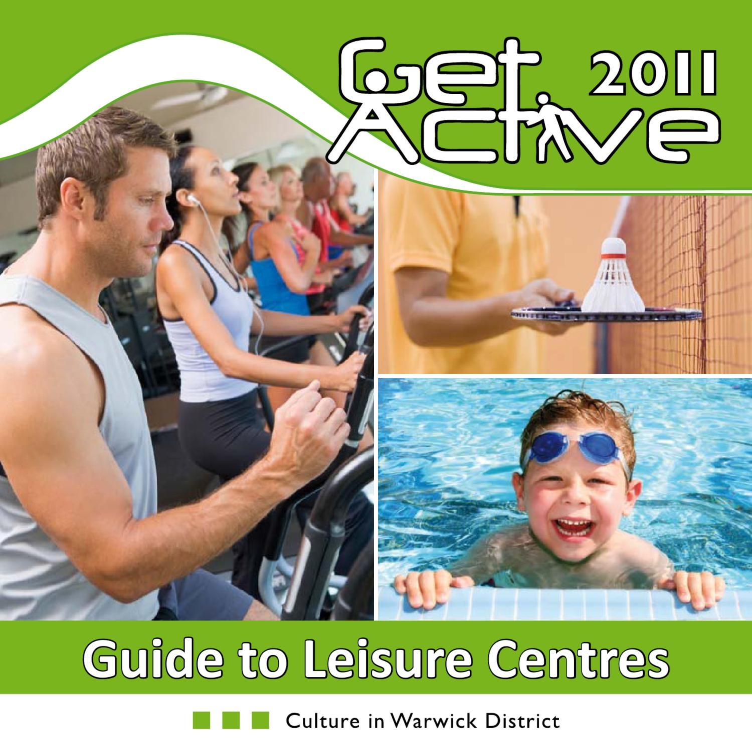 Guide To Leisure Centres 2011 By The Media Room Issuu