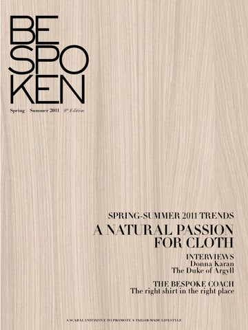 f131e0743699c BESPOKEN 8 by Scabal - issuu