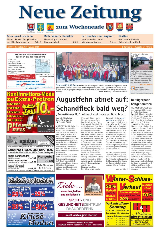 Neue Zeitung Ausgabe Mitte Kw01 By Gerhard Verlag Gmbh Issuu