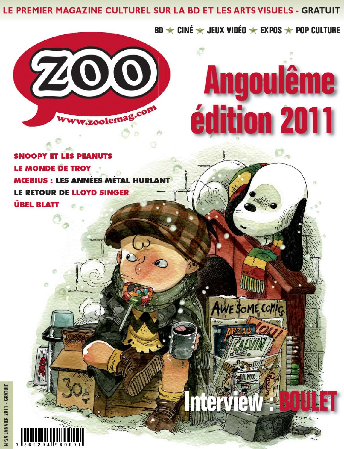Zoo N29 By Redaction Issuu Circuit Scribe Le Stylo Encre Conductrice